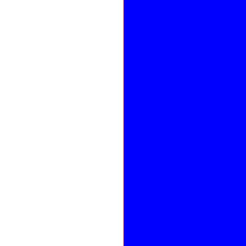 Синий+белый