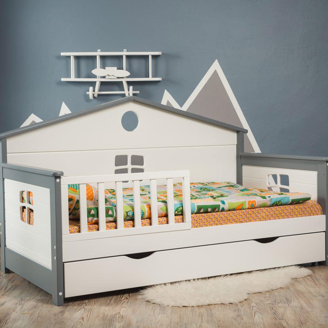 Кроватка Homa 4 фото