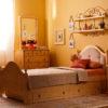 Кровать Timberica Кая 2 мягкая с ящиками фото