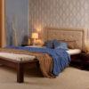 Кровать Timberica Брамминг мягкая 2 фото
